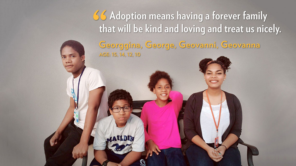 older youth need families