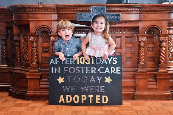 essays on children in foster care