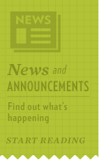 Read our news and announcements to learn what is new in the field of adoption and foster care.