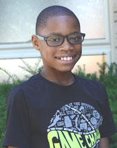 Roderick - Male, age 12